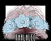 AXYL Rose Crown