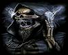 C-skull rook in roll
