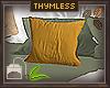 MOSS Throw Pillow 1