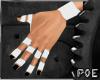 !P Taped White Wrist V2