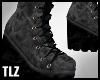 [TLZ]Meta grayrose boots