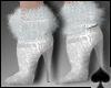 Cat~ Ice Queen Boots