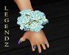 Wrist Tiel/White Corsage
