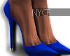 NYCF| Boujie Pumps Royal