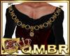 QMBR TBRD Cross Collar