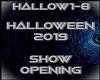 AN Crew Halloween Opener