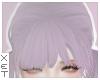 ✘ purple bangs