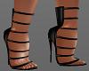 H/Elegance Black Heels