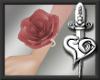 {>Warmth Wrist Flower