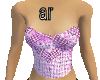 Orchid Tube Top