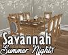Savannah Dining