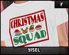Y- Santa Squad Mom