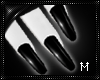 : M : Mourning Nails