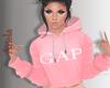 A! GAP pink cutie