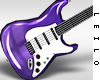 ! L! Lara Purple Guitar