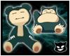 [PP] Snorlax Cuddle Bear