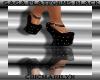 Gaga Platforms Black