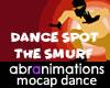 The Smurf Dance Spot
