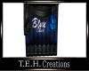 Left BlueF Curtain