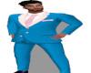 [BRI]Blu-Pink Full Suit