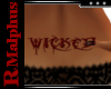 [RD]Tattoo Back wicked