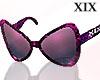 -X- Purole shade glasses