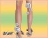 D- Raguel Flower legs