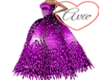 Purple Fantasy Feather G