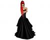 Vivian Gown black