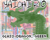 Glass Dragon, Green