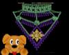 !A! Mardi Gras Necklace