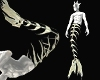 Merman fishbone tail