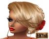 Blonde Formal Hair