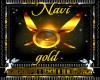 gold Navi pet