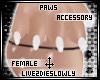 .L. White Paws