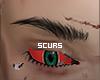 lizard right eye