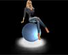 Glow Ball Seat