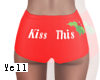 ☯ Kiss This: Red