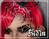 Hi. Spider & web veil.