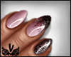 Modern Princess Nails $