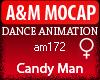*Candy Man* Show dance