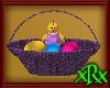 Easter Basket Eggs Peep