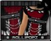 RP. Spiker - Red