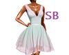 SB* DQ$ Pink Lace Dress
