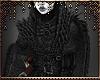 [Ry] Black feather cloak