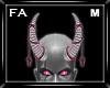 (FA)ChainHornsM Pink3