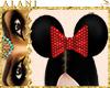 ॐ Minnie Mouse Ears