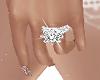 Big Diamond Ring LEft
