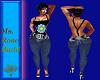 DLC Backout Tank w/Jeans