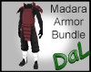 Madara Armor Bundle
